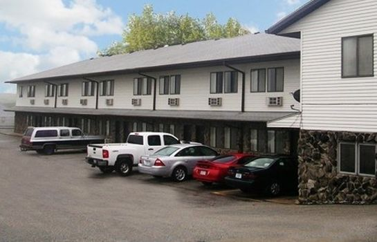 Exterior view HARLAN INN AND SUITES