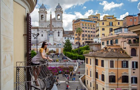 Suite INN AND VIEW AT SPANISH STEPS