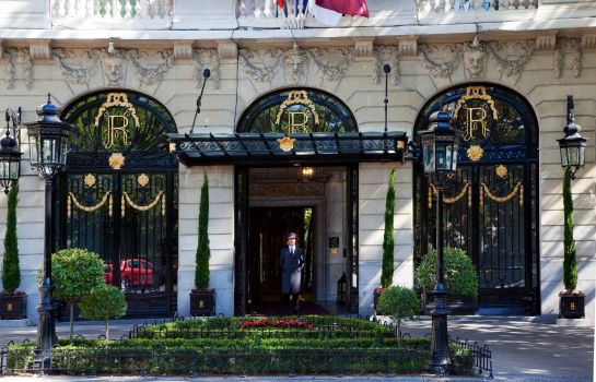Exterior view Hotel Ritz Madrid