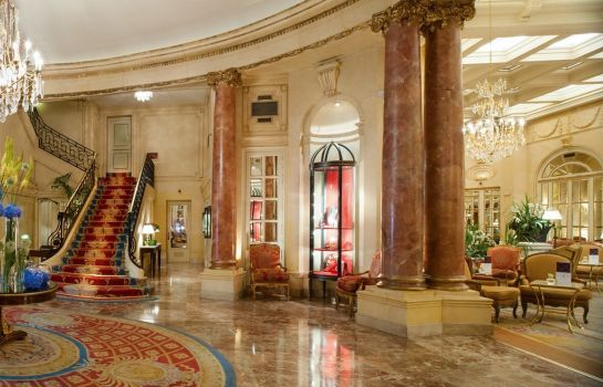 Lobby Hotel Ritz Madrid