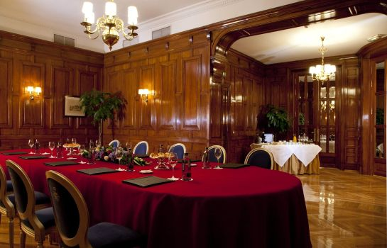 Conference room Hotel Ritz Madrid