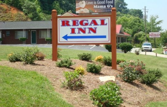 Vista exterior REGAL INN CLAYTON