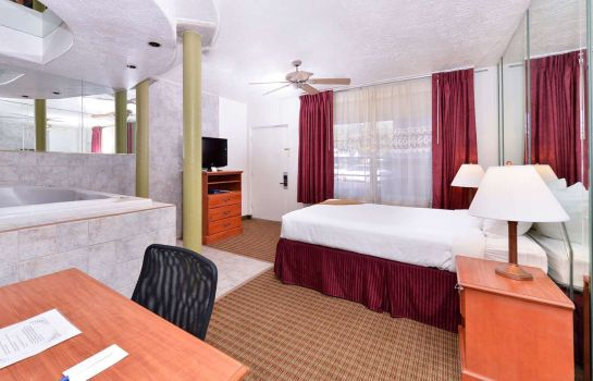 Zimmer MAGNUSON HOTEL AND SUITES
