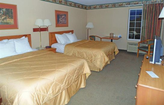 Chambre AMERICAN INN AND SUITES