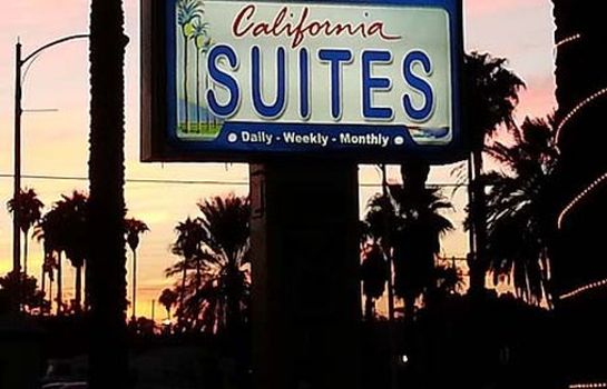 Exterior view CALIFORNIA SUITES MOTEL