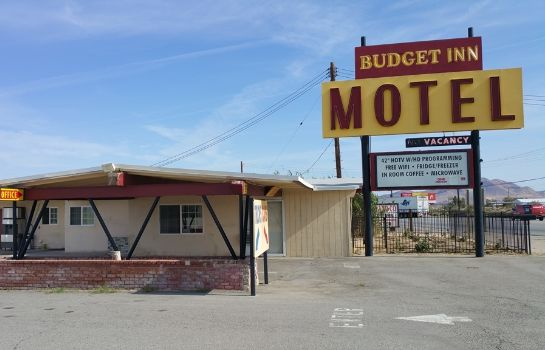 Vista exterior BUDGET INN OF MOJAVE