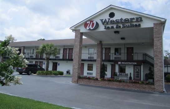 Exterior view WESTERN INN AND SUITES DOUGLAS