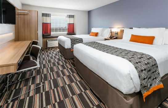Chambre MICROTEL INN AND SUITES BY WYN