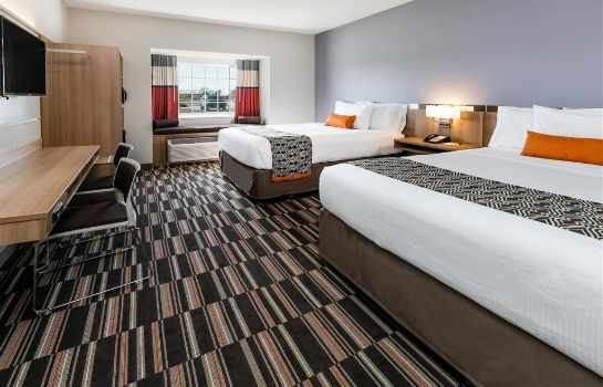 Pokój Microtel Inn and Suites by Wyndham Monahans