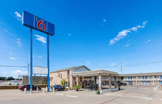 Außenansicht MOTEL 6 FORT WORTH - NORTHSIDE