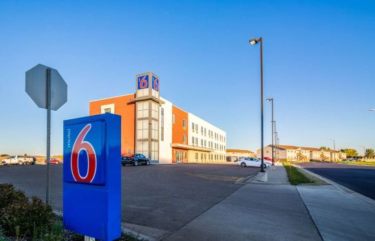 Außenansicht ND MOTEL 6 WILLISTON