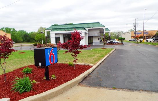 Vista esterna TN MOTEL 6 COVINGTON