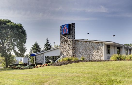 Buitenaanzicht MOTEL 6 BALTIMORE WEST