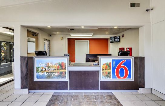 Lobby MOTEL 6 BALTIMORE WEST