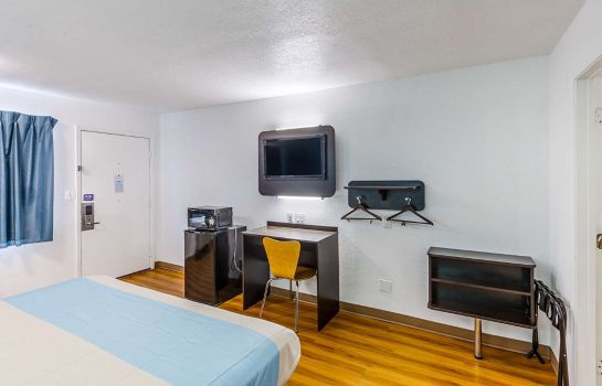 Chambre MOTEL 6 FORT WORTH - NORTHSIDE