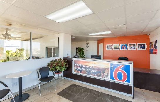 Hol hotelowy MOTEL 6 FORT WORTH STOCKYARDS