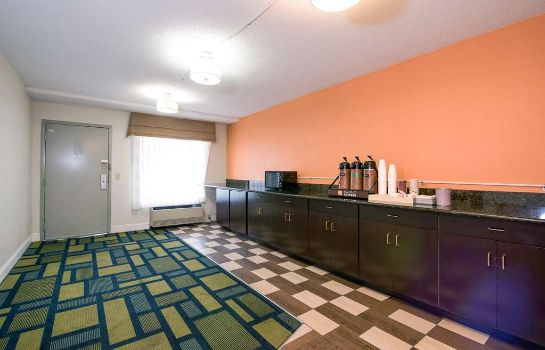 Hotelhalle MOTEL 6 KENLY NC