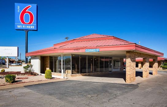 Vista exterior MOTEL 6 HOBBS NM