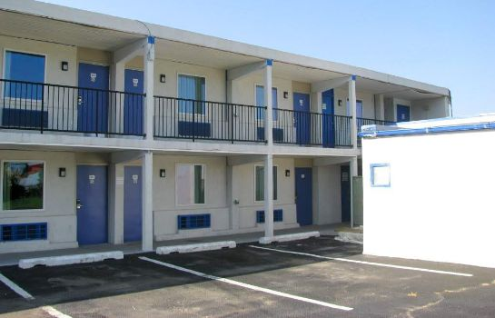 Vista esterna MOTEL 6 GLASSBORO - ROWAN UNIVERSITY