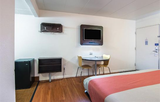 Kamers MOTEL 6 GLASSBORO - ROWAN UNIVERSITY