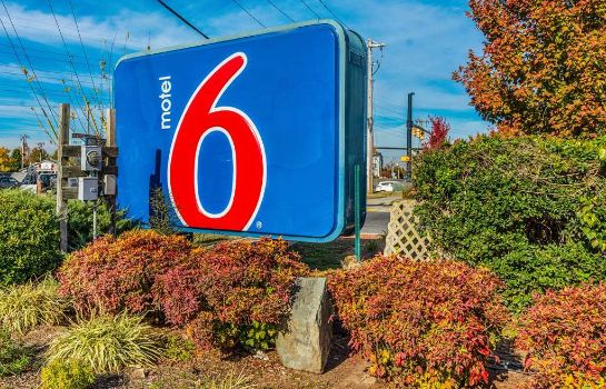 Vista exterior MOTEL 6 ROCK HILL