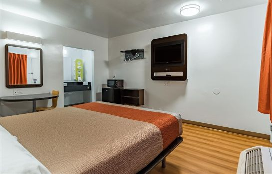 Chambre MOTEL 6 NATIONAL CITY CA