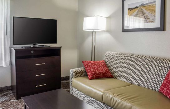 Suite MainStay Suites University