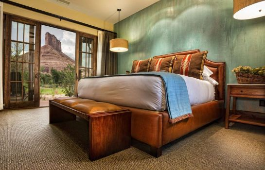 Zimmer Gateway Canyons Resort & Spa