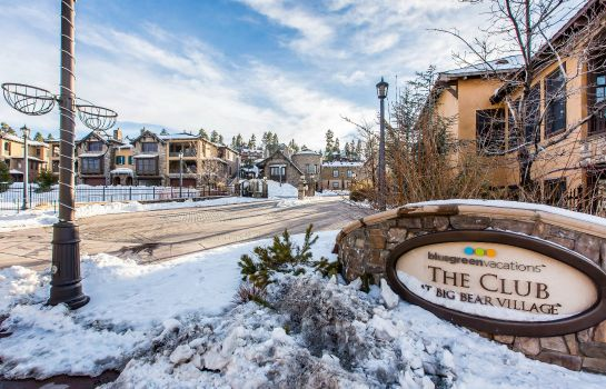 Buitenaanzicht Bluegreen Vacations Big Bear Village As