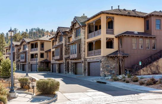 Außenansicht Ascend Resort Collection Bluegreen Vacations Big Bear Village