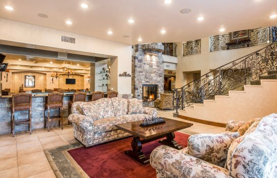 Hotelhalle Ascend Resort Collection Bluegreen Vacations Big Bear Village