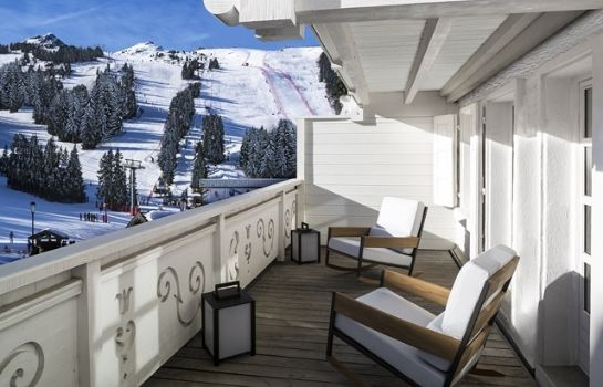 Zimmer White 1921 Courchevel