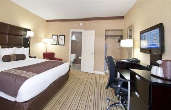 Kamers an Ascend Hotel Collection Member Inn at the Peachtrees