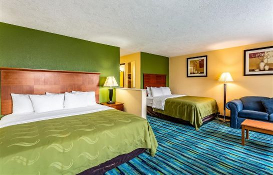 Suite Quality Inn Los Lunas