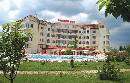Exterior view PRESTIGE CITY HOTEL 1 - SUNNY BEACH