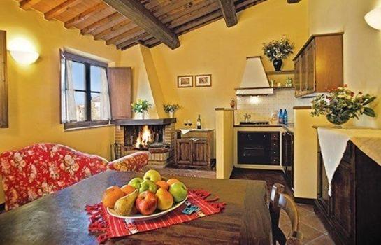 Hotel AGRITURISMO IL POGGIO-CELLE SUL RIGO in San Casciano dei Bagni ...