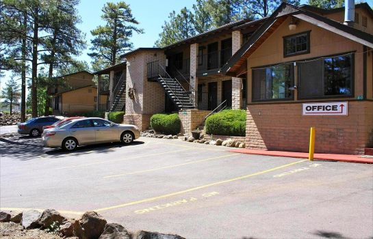Vue extérieure MOTEL IN THE PINES