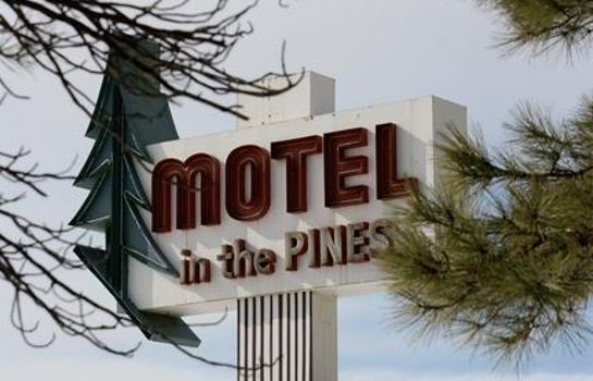 Certificaat/logo MOTEL IN THE PINES
