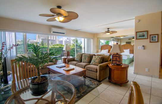 Chambre Waikiki Shore by Outrigger