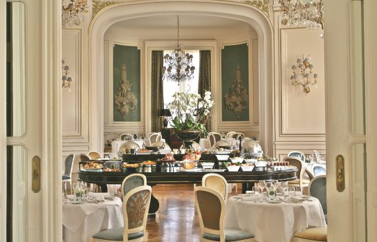 Restaurant Tiara Château Hôtel Mont Royal Chantilly