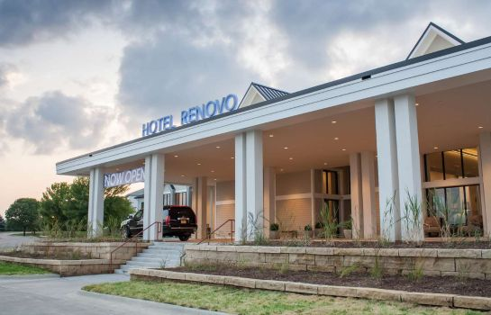 Buitenaanzicht Hotel Renovo Preferred Connect