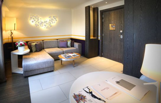 Suite HOTEL DE PARIS SAINT TROPEZ