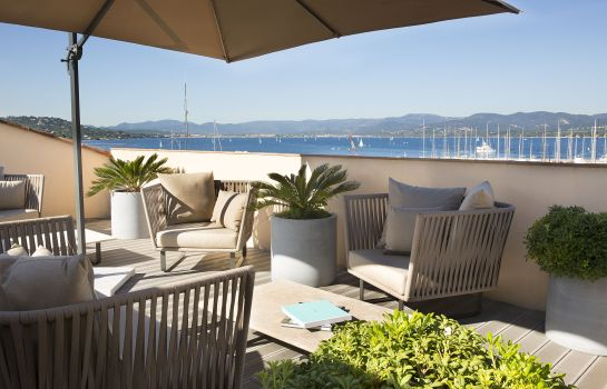 Camera HOTEL DE PARIS SAINT TROPEZ