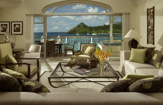 Room The Landings St Lucia LIF