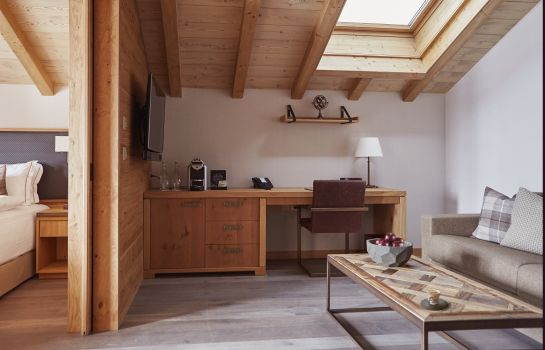 Suite The Capra Saas Fee LVX