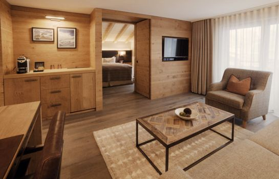 Zimmer The Capra Saas Fee LVX