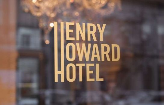 Certificado/logotipo HENRY HOWARD HOTEL