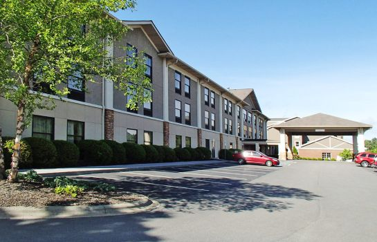 Buitenaanzicht Quality Inn & Suites University