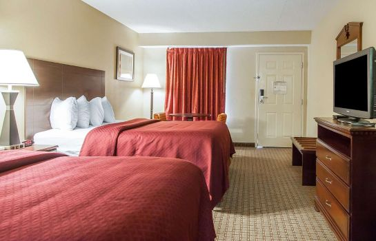 Zimmer Quality Inn White House