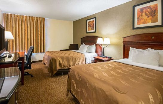 Chambre double (confort) Quality Inn Fairmont